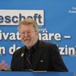 """Dr. Axel Brunngraber: """"Am besten bei der alten GOÄ bleiben."""""""