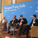 Dr. Wolfgang Wesiack, Michael Lennartz, Dr. Bernhard Rochell, Jan Scholz