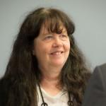 Dr. Silke Lüder plädiert für dezentrale Datenhaltung (Foto: M. Wigger)