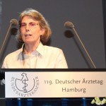 Dr. Susanne Blessing ist Vorsitzende des FÄ-Landesverbands Baden-Württemberg