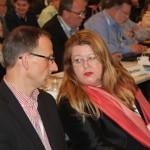 FÄ-Chef Dietrich und Christa Bartels