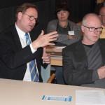 RA Michael Lennartz (li.) hält GOÄ-Entwurf für misslungen