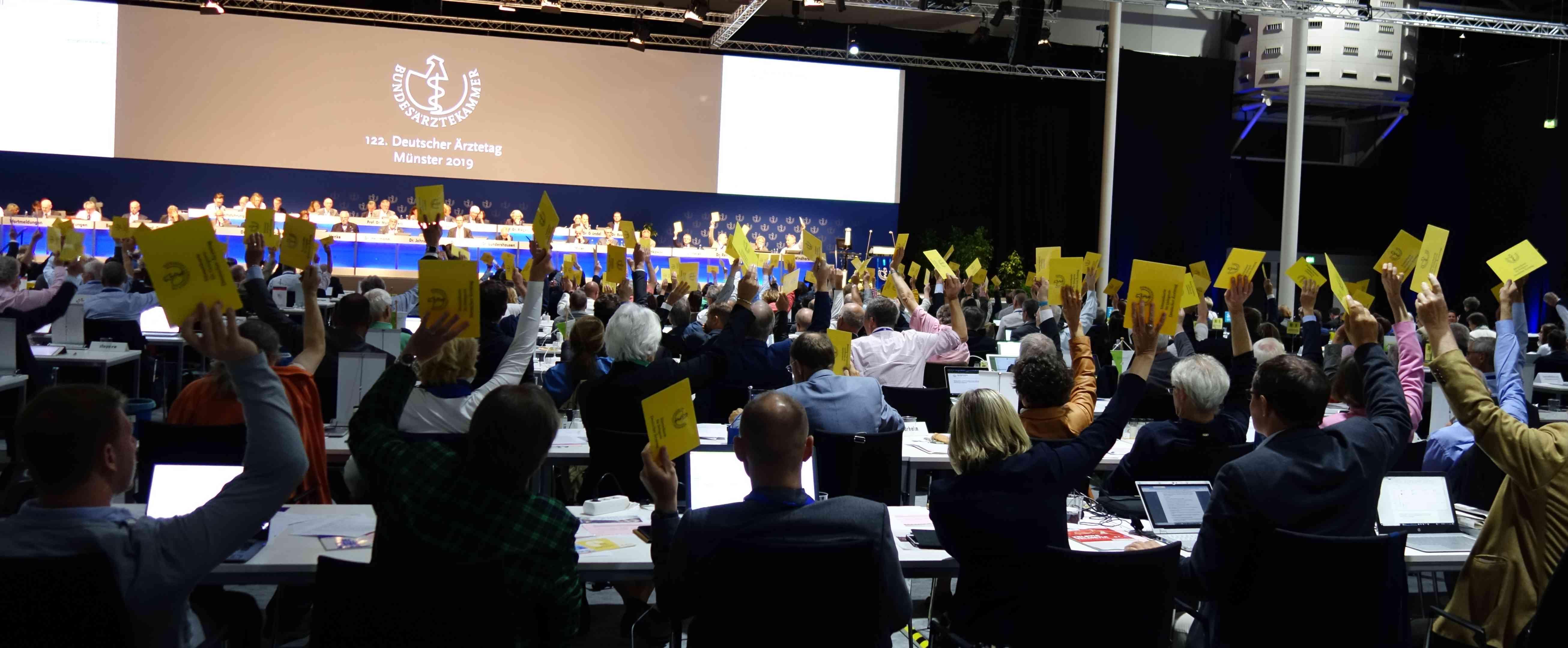 Plenum_Abstimmung